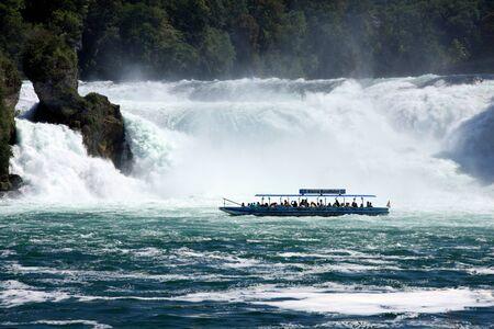 rhein: Rhine falls (Rheinfall)