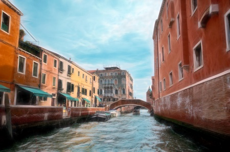 Canal in Venice, Italy Stock Photo - 11911716