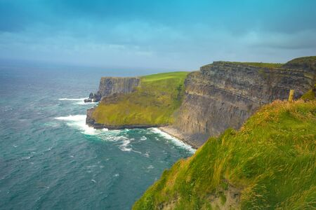 Cliffs of Moher, Ireland Stock Photo - 11911815