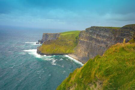 Cliffs of Moher, Ireland Stock Photo - 11911815