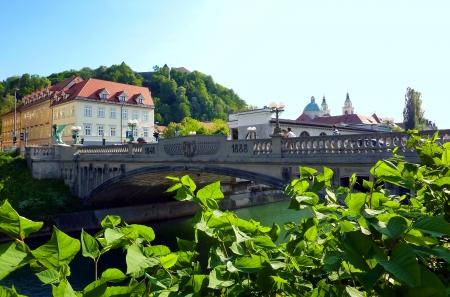 Ljubljana, Slovenia, Europe photo