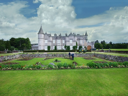 Scotland, Balmoral Castle Stock Photo - 13266170