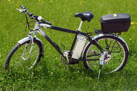 Electric bike, e-bike, electric bicicle