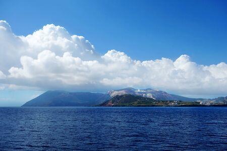 vulcano: Vulcano Island, Tyrrhenian Sea, Sicily, Italy
