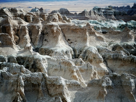 Badlands, South Dakota, United States photo