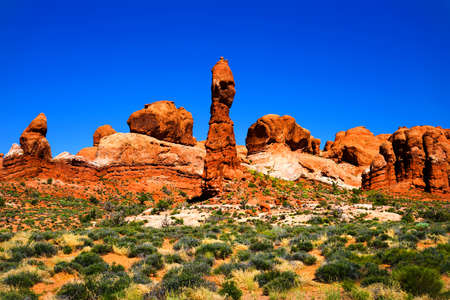 arches national park: Arches National Park, Utah, USA