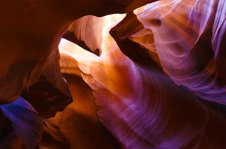 page arizona: The Antelope Canyon, Page, Arizona, USA