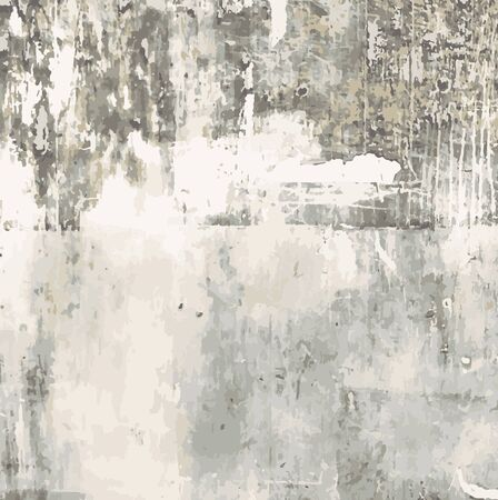 Grunge abstract design, vector