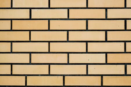 Close up abstract  brick wall background photo
