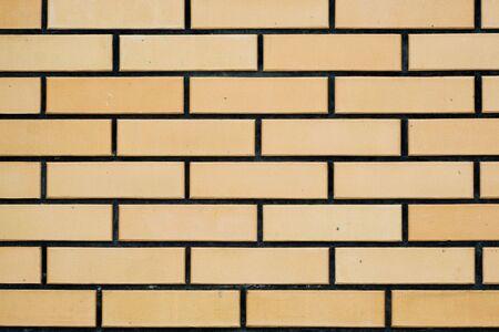 Close up abstract  brick wall background photo