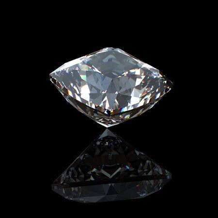 fake diamond: Collection of  diamond   Background with  gemstone