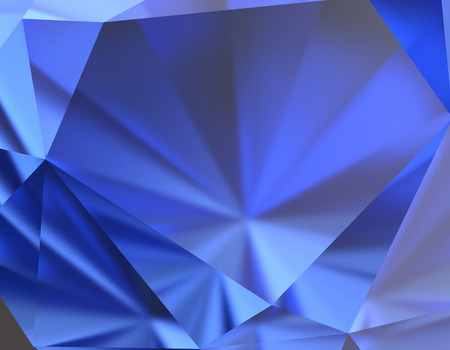 Background of jewelry gemstone. Facet. Sapphire photo