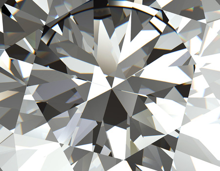 facet: Background of jewelry gemstone. Facet Stock Photo