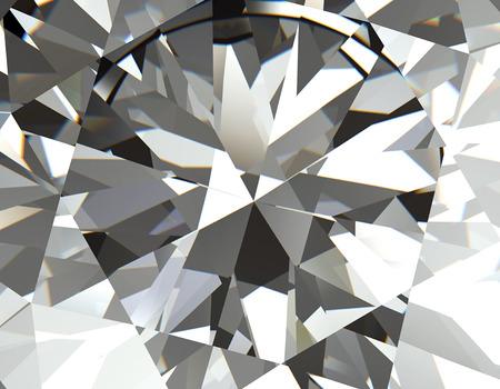 Background of jewelry gemstone. Facet Stok Fotoğraf
