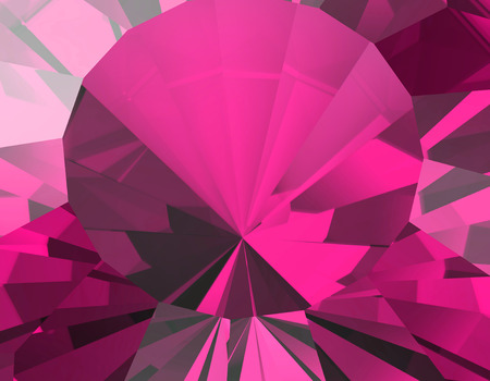 facet: Background of jewelry gemstone. Facet. Ruby