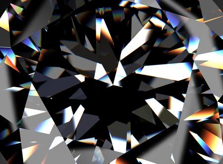 diamantina: Anillo con diamante. Fondo joyer�a Foto de archivo