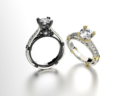diamond rings: Engagement Rings with Diamond