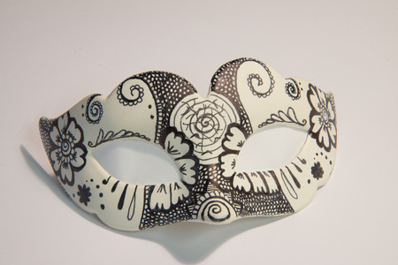 A mask is an object normally worn on the face, typically for protection, disguise, performance, or entertainment. Masks have been used since antiquity for both ceremonial and practical purposes. Espec