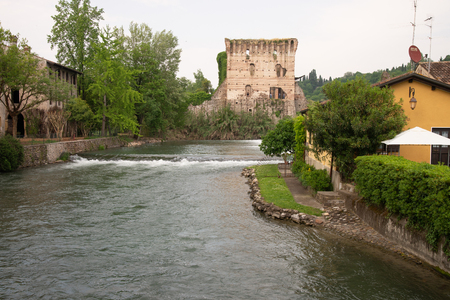 Borghetto sul Mincio is one of the most beautiful villages in Italy, one of those places that seem unreal.