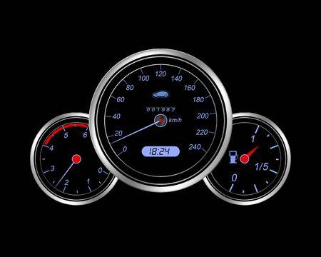 reckless: Speedometers