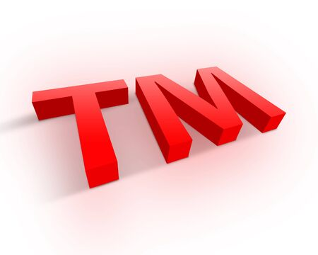 3D TM Stock Photo