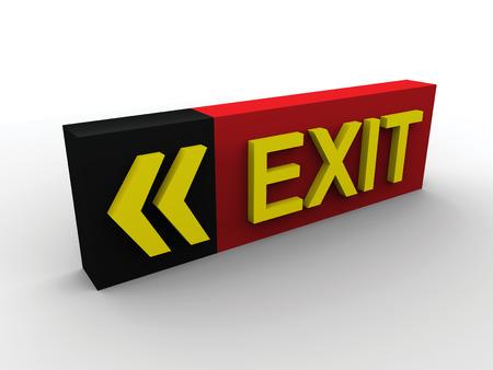 exit: Exit