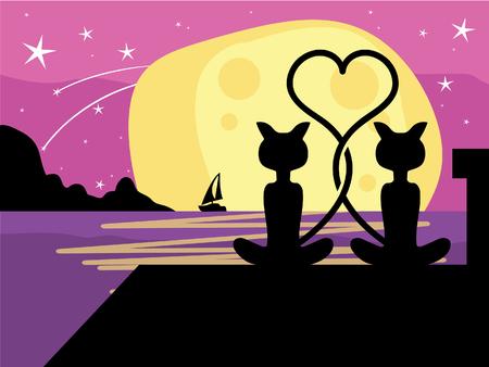 romance: Cat romance