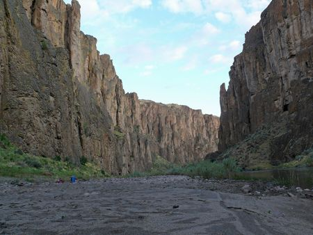 omnibus: The Owyhee-Bruneau Wilderness, a newly designated wilderness.  This newest American wilderness is centered on the Owyhee River and its tributaries in the southwest part of Idaho.  It was created by the 2009 Omnibus National Public Lands Act passed by Cong