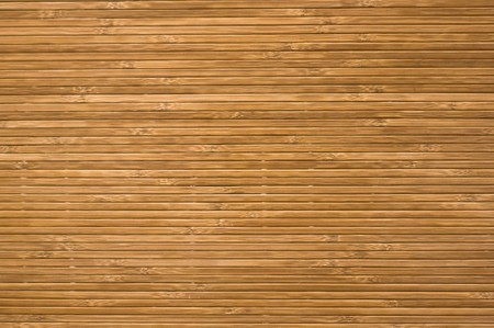 Pressed bamboo texture for background photo