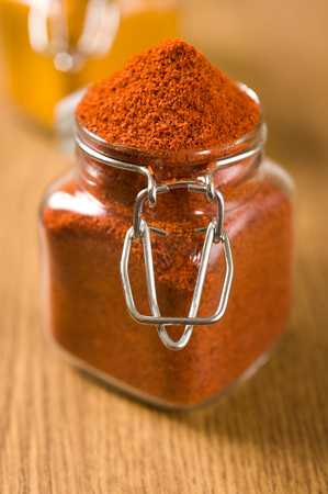 Chili powder photo