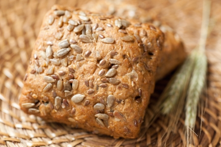 healthy bread photo