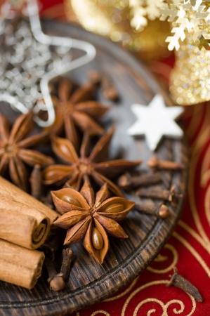 christmas scent: Olor de la Navidad Foto de archivo