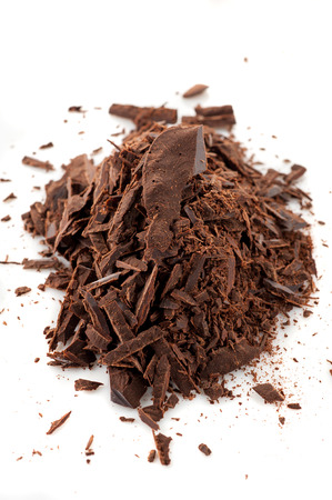 Dark chocolate chopped