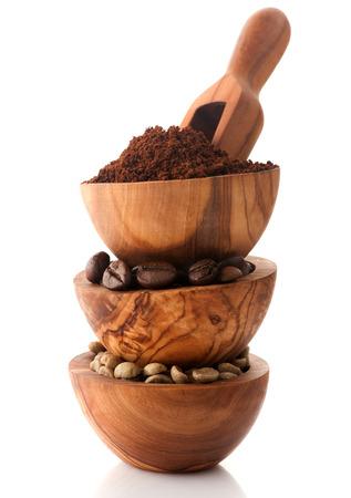 különböző kávé