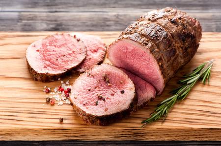 carne asada: carne de res