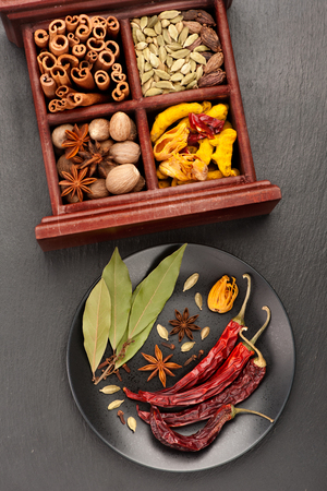 indian spices: Indian spices