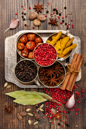 seasoning: Spices, seasoning and spicy