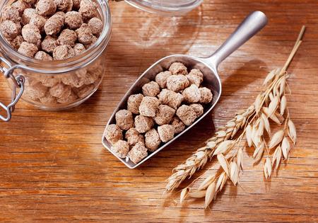 bran: Bran fiber Stock Photo