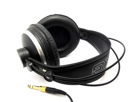 Equipment for monitoring audio. Element of design. photo