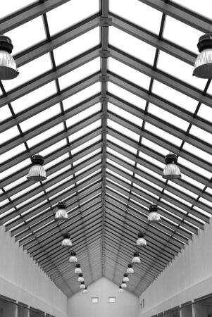 Lamp roof. Element of design. Stock Photo - 7555787