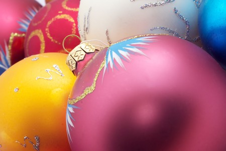 New Year texture. Element of design. Stock Photo - 7576699