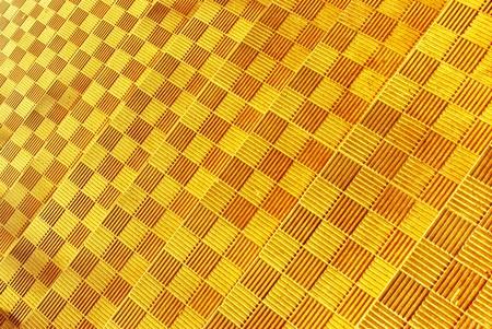 Yellow geometry texture. Element of design. Stock Photo - 7608123