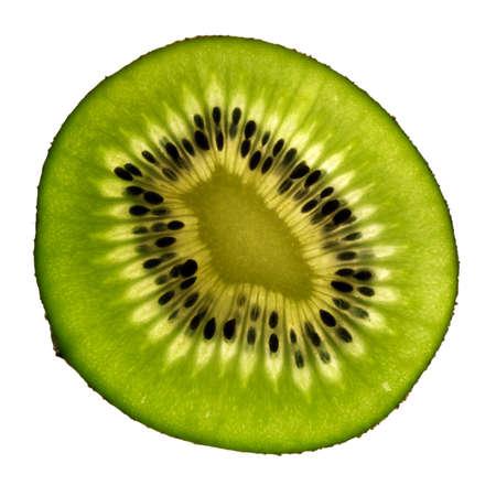 Isolated kiwi. Element of design. Stock Photo - 7725410