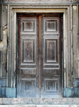 porte ancienne: Ancienne porte. �l�ment de design.
