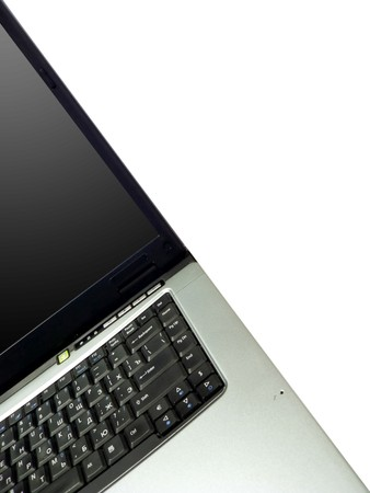 Business laptop. Element of design. Stock Photo - 7895430