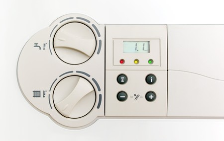 Control panel. Element of design. photo