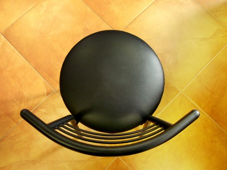 round chairs: Abstraction chair. Element of design.