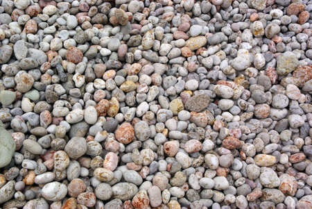 Texture from round rocks. Element of design. Stock Photo - 8931974