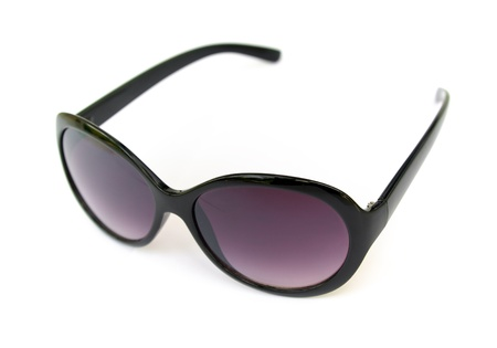 Isolated sunglasses. Shallow depth-of-field. Stock Photo - 9414207