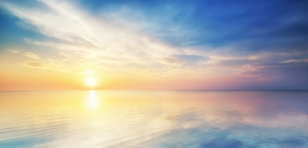 ocean view: Beautiful seascape  Composition of nature   Stock Photo